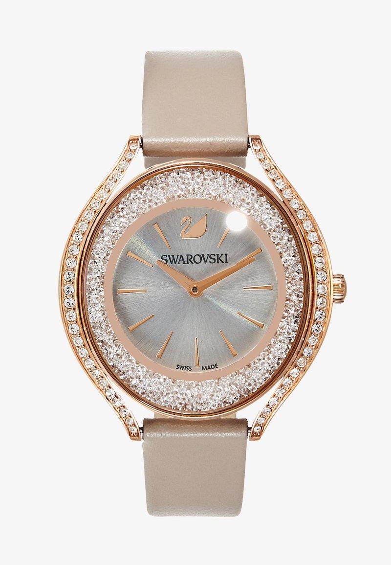 Swarovski - CRYSTALLINE AURA - Horloge - rosegold-coloured