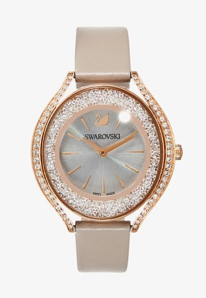 CRYSTALLINE AURA - Reloj - rosegold-coloured