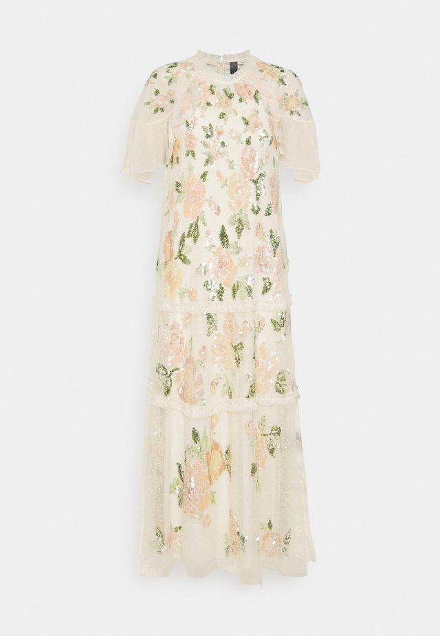 ROSIE ANKLE GOWN - Vestido de fiesta - champagne