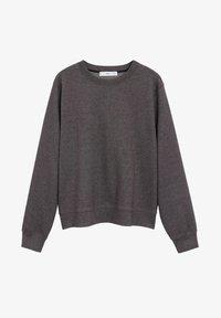 Mango - PIQUE7 - Pullover - tmavě šedá vigore - 5