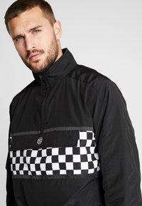 K1X - CHECKER JACKET - Training jacket - black - 4