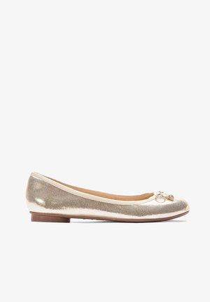 SEVILLA - Ballet pumps - gold