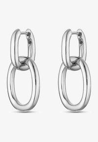 JETTE - Earrings - silber - 0