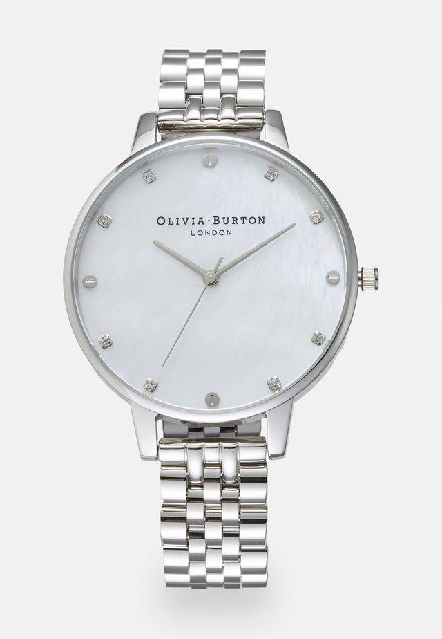 CLASSICS - Horloge - silver-coloured