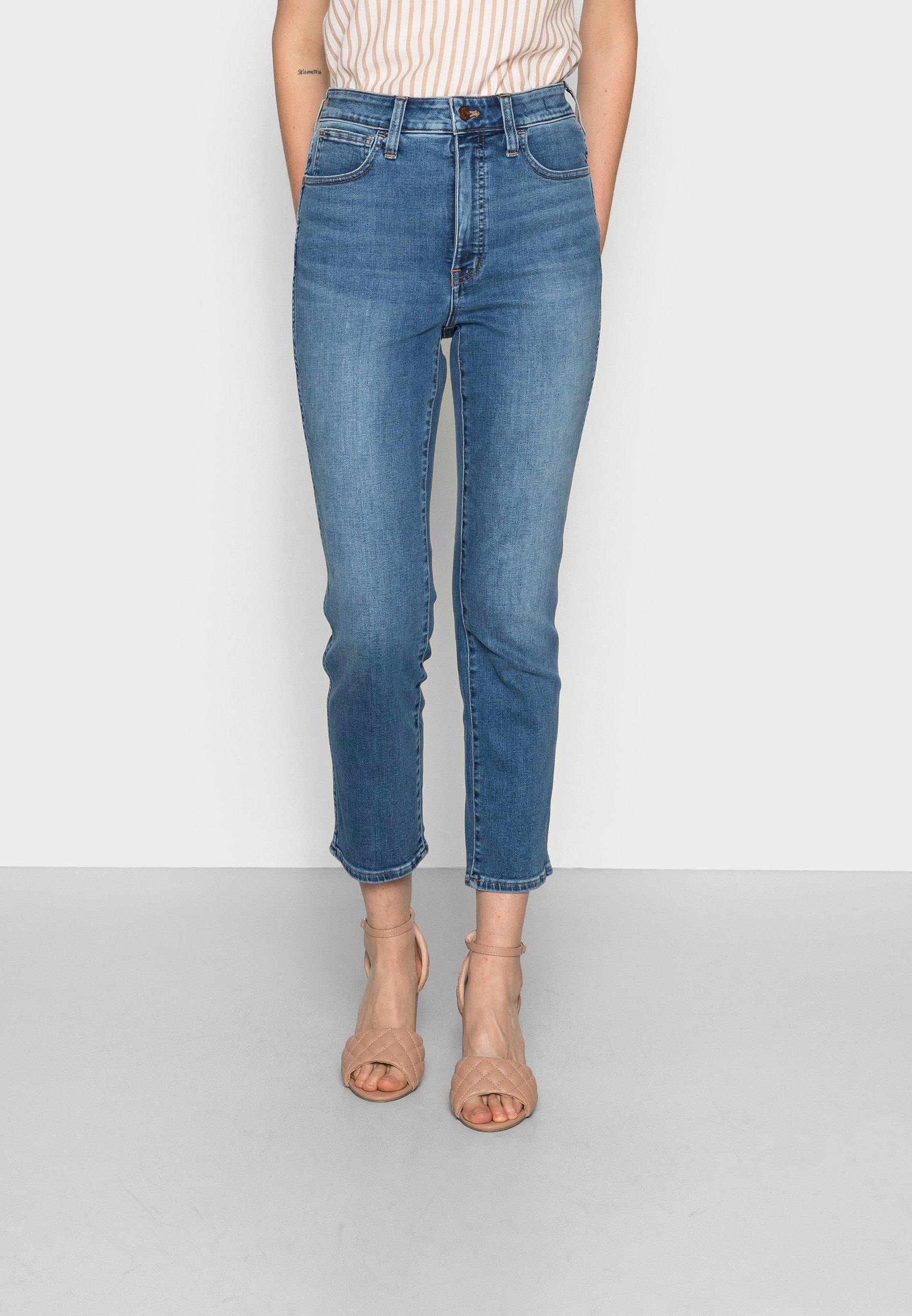 Donna CURVY ROADTRIPPER STOVEPIPE - Jeans slim fit