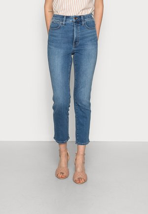 CURVY ROADTRIPPER STOVEPIPE - Jeans slim fit - glynn