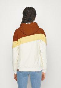 Ragwear - NUGGIE BLOCK - Summer jacket - cinnamon - 2