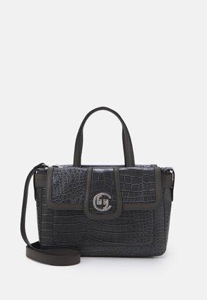 A REAL LADY HANDBAG - Handbag - darkgrey