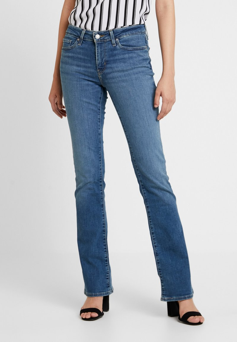 Levi's® - 715 BOOTCUT - Bootcut jeans - los angeles sun