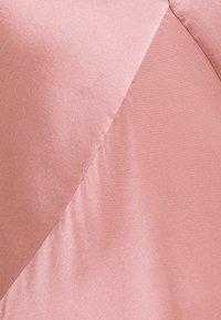 ASCENO - THE DRESS LONG - Chemise de nuit / Nuisette - dusty rose - 2