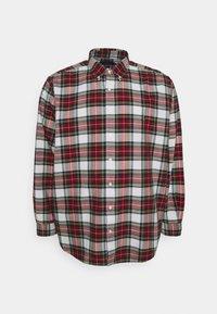 Polo Ralph Lauren Big & Tall - LONG SLEEVE - Shirt - white/red - 0