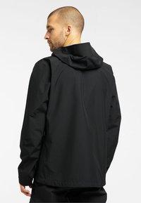 Haglöfs - ROC GTX JACKET - Hardshell jacket - true black - 1