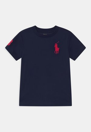 T-shirts print - french navy