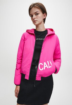 Light jacket - party pink