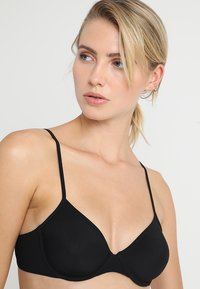 La Perla - BRA UNDERWIRE COPPA - Underwired bra - black - 3