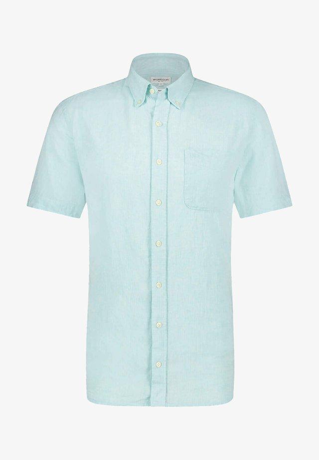 Overhemd - turquoise