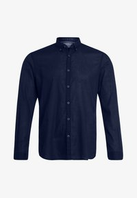 TOM TAILOR DENIM - Camisa - black iris blue - 5