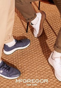 McGregor - Sneakers laag - white - 0