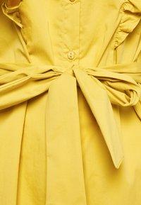 Object Tall - OBJKAMALI DRESS - Maxi dress - bamboo - 2