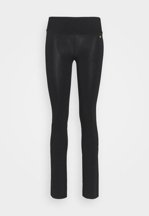 FIT PANTS - Leggings - black