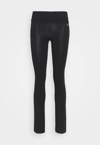 TIGHT PANTS - Tracksuit bottoms - black