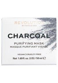 Revolution Skincare - CHARCOAL PURIFYING MASK - Gesichtsmaske - - - 2