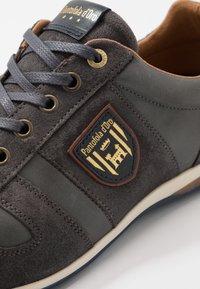 Pantofola d'Oro - ASIAGO UOMO - Trainers - dark shadow - 5