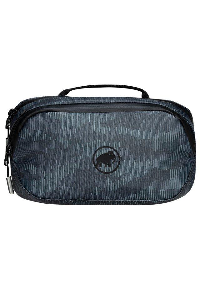 SEON - Bum bag - black camo