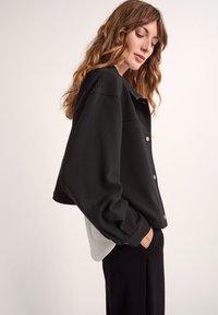 comma - Light jacket - black - 3