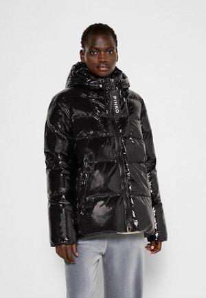 ELEODORO IMBOTTITO CRYSTAL - Winter jacket - black