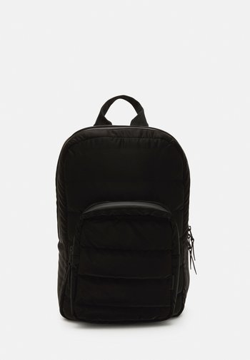 BASE BAG MINI QUILTED - Rucksack - black