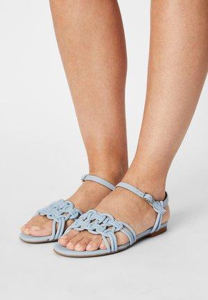 Sandals - light blue