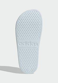 adidas Performance - ADILETTE AQUA - Badslippers - blue - 4
