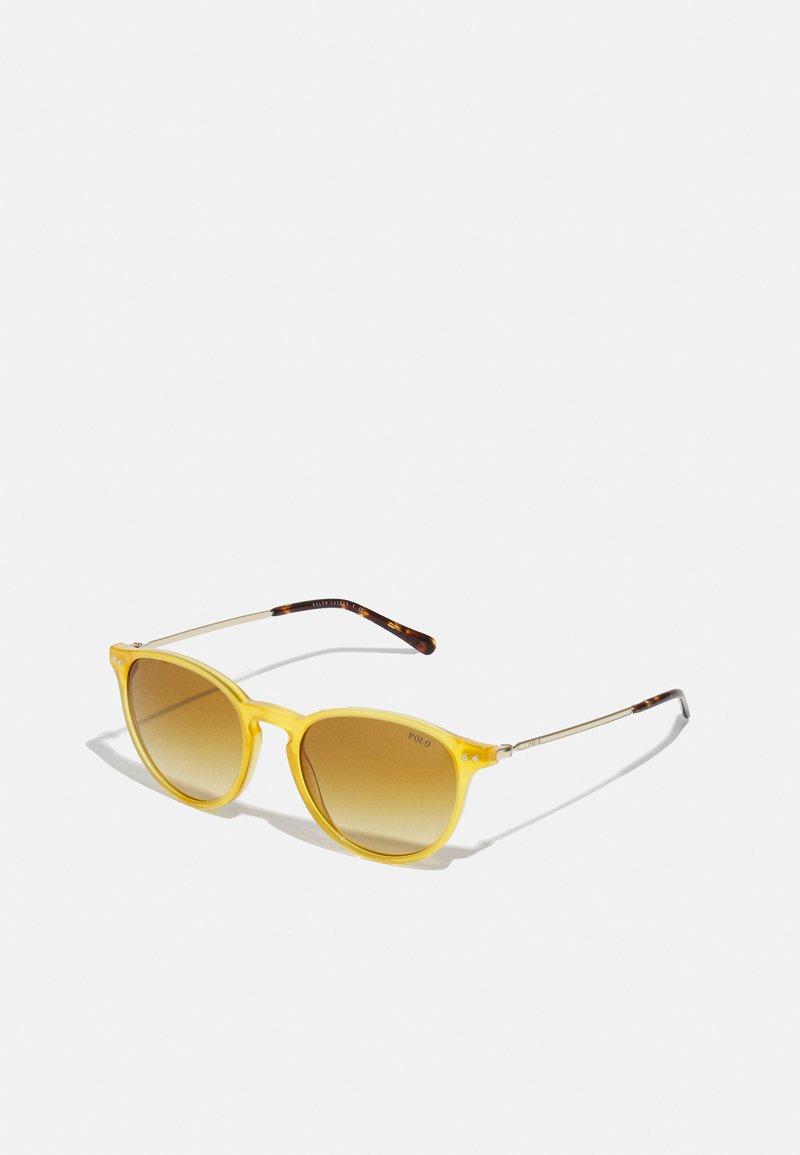 Polo Ralph Lauren - UNISEX - Sluneční brýle - shiny honey