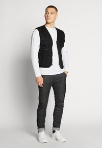 G-Star - AIRBLAZE - Jeans Skinny Fit - black - 1