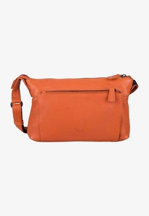 SEASONS TAHANI - Across body bag - pumpkin