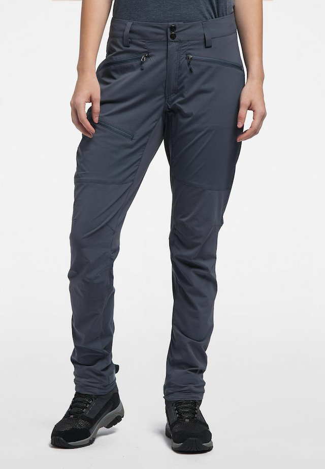 LITE  FLEX PANT - Outdoor trousers - dense blue