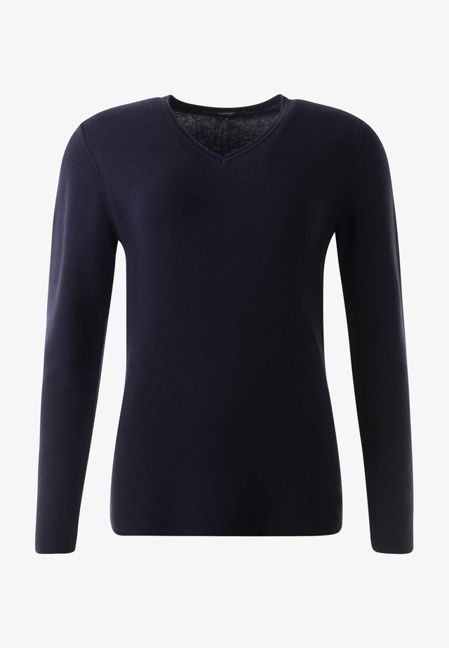 HOLLY - Sweatshirt - marine