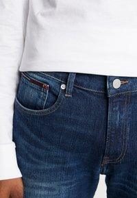 Tommy Jeans - RYAN  - Bootcut jeans - atlanta dark blue - 3