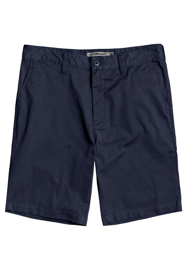 WORKER - Shorts - black iris