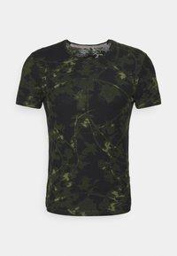 Blend - TEE - Print T-shirt - deep depths - 4