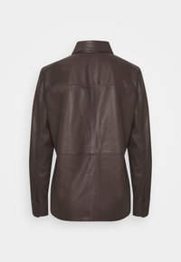 Marc O'Polo - Blouse - black brown - 1
