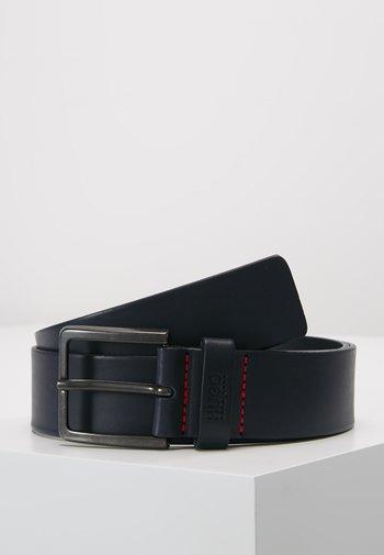 GIONIO - Belt - dark blue