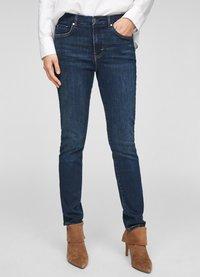 s.Oliver BLACK LABEL - Slim fit jeans - dark blue - 5