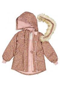 Wheat - MATHILDE TECH - Winter jacket - wood rose flowers - 2