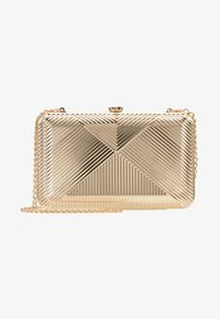 Dorothy Perkins - CASE BOX - Clutches - gold - 5