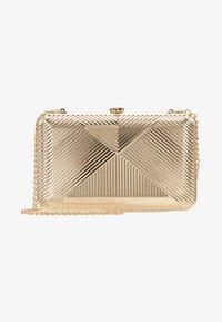 Dorothy Perkins - CASE BOX - Clutch - gold - 5