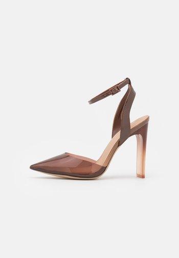 ARADDA - Classic heels - medium red