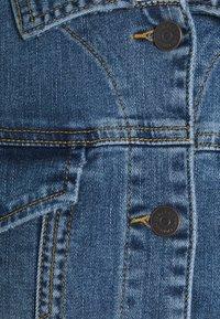 Object - OBJWIN  - Denim jacket - medium blue denim - 2