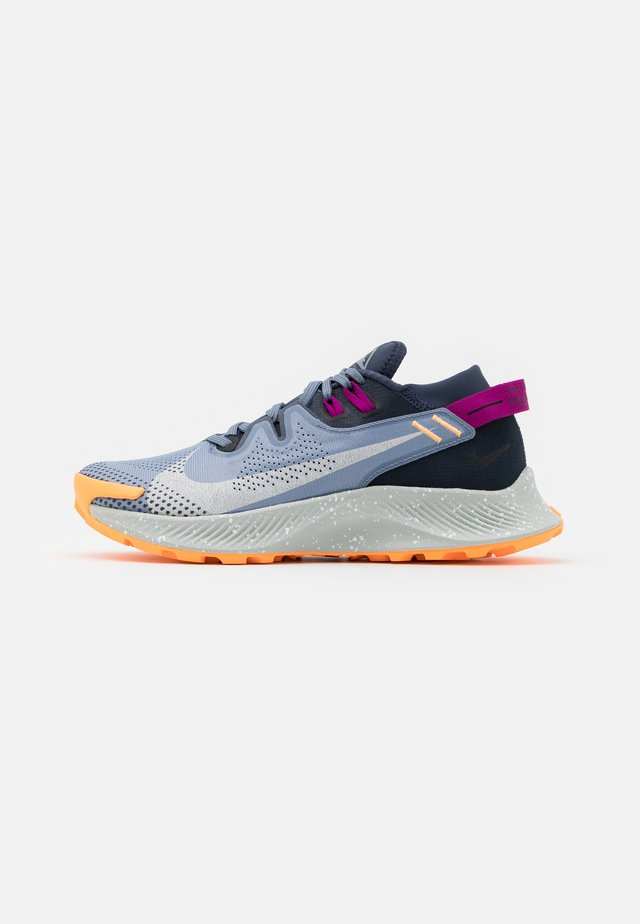 PEGASUS TRAIL 2 - Chaussures de running - thunder blue/photon dust/ashen slate